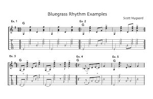 BluegrassRhythm